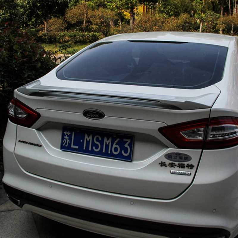 For Ford Mondeo Fusion Car Decoration 2017 2016 Abs Plastic Paint Painting