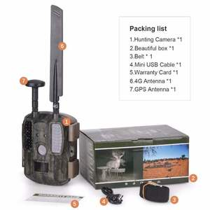 Image 3 - Balever LTE WCDMA GSM Wireless 2G 3G 4G Hunting Trail Cameras IP66 No Flash MMS Email FTP and APP