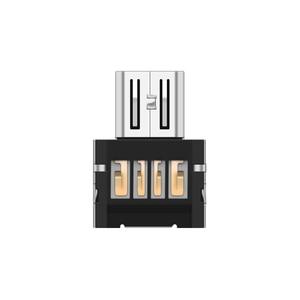 Image 2 - Freies verschiffen Neue DM OTG adapter 100 teile/los OTG funktion Drehen normalen USB in Telefon USB Flash Drive Handy adapter