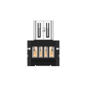 Image 2 - Ücretsiz kargo Yeni DM OTG adaptörü 100 adet/grup OTG fonksiyonu Dönüş normal USB içine Telefon USB flash sürücü Cep Telefonu Adaptörleri