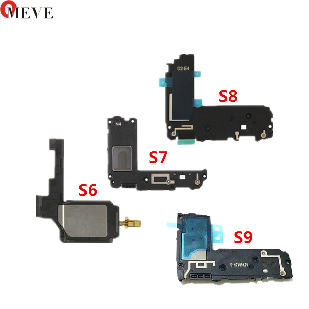 Speaker Flex For Samsung Galaxy S6 S7 edge S8 S9 plus NOTE 8 9 G920F G925F G930F Loudspeaker Buzzer Ring Flex Cable Replacement(China)