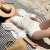 White Black Women Mesh Lace One Piece Swimsuit New High Cut Bathing Suit Thong Swimwear Deep