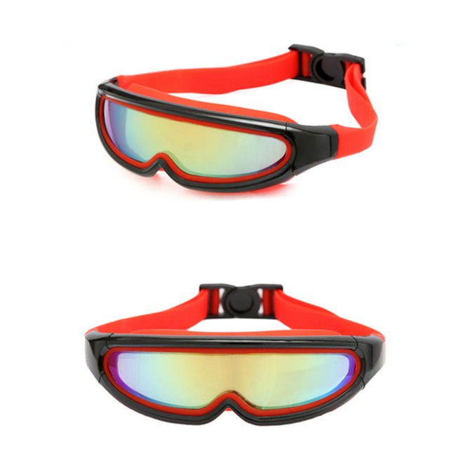 123b4a166ebc UV Protection Kids Boys Girls Swim Goggles Anti-fog Lights hard Case  Children Swimming Goggles Pool Protection Pool Safety