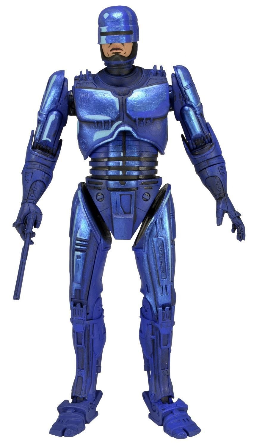 Free Shipping NECA 7 Robocop Classic 1987 Video Game Appearance Action Figure Collectible Model Toy MVFG144 neca planet of the apes gorilla soldier pvc action figure collectible toy 8 20cm