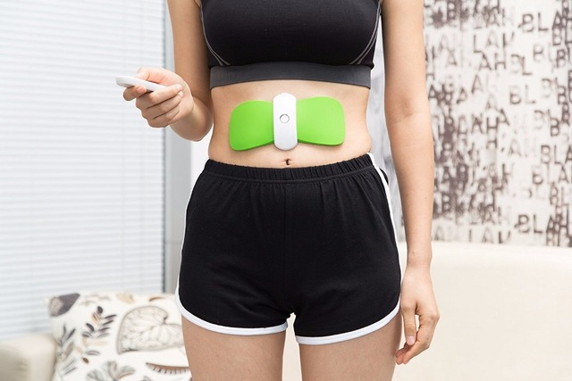 Wireless  Electrotherapy Lower Back Pain Relief