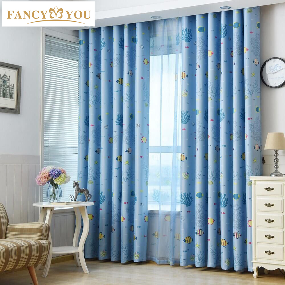 Blackout curtains home textile window treatments sheer for Living room curtain fabric