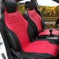 Sólo 2 Driver Leather car seat covers asiento Especial Para Fiat Palio Linea Punto Bravo 500 Panda SUV Siena Perla accesorios del coche