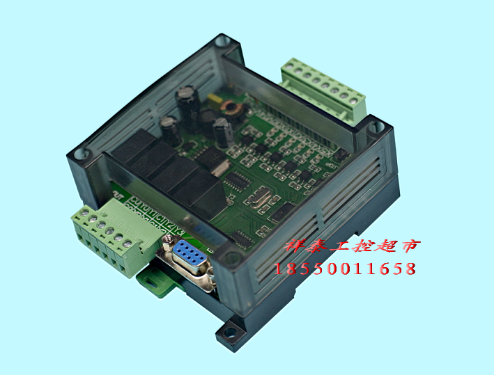 PLC Industrial Control Board Domestic MITSUBISHI FX1N-10MR FX1N-10MT PLC Programmable Controller plc industrial control board fx1n 2n 25mr download monitoring text touch screen power off to maintain fx1n 25mr fx2n 25mr
