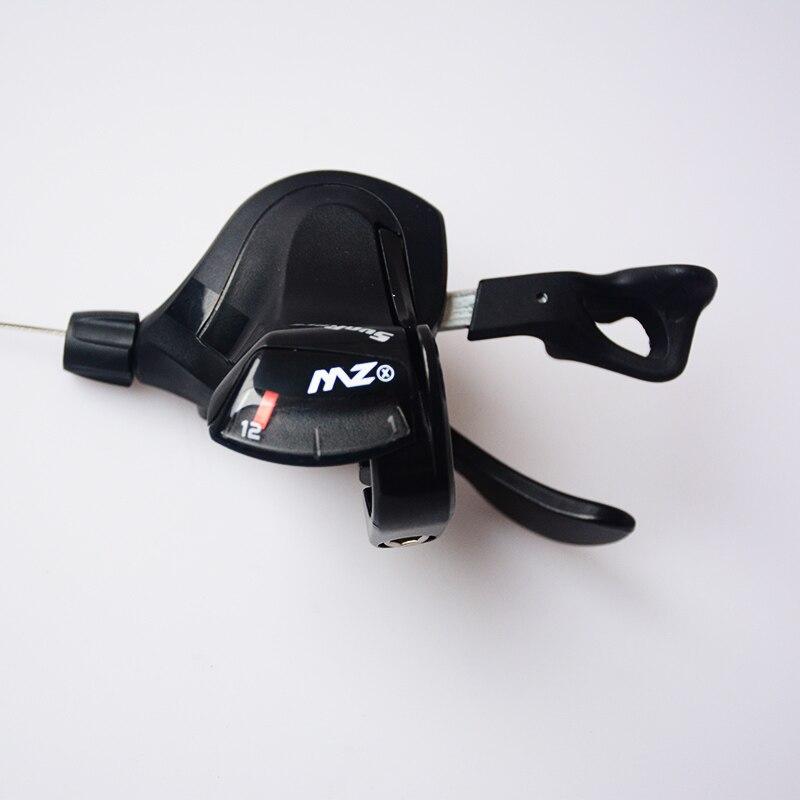 SunRace 自転車シフター 12 スピードマウンテンバイクシフトレバーシャム Dip バイク部品  グループ上の スポーツ & エンターテイメント からの 移動装置 の中 1