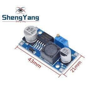 Image 2 - Módulo de potencia de DC DC ajustable, 1 Uds. LM2596HVS LM2596 HV LM2596HV, 4,5 50V a 3 35V, limitador de Urrent