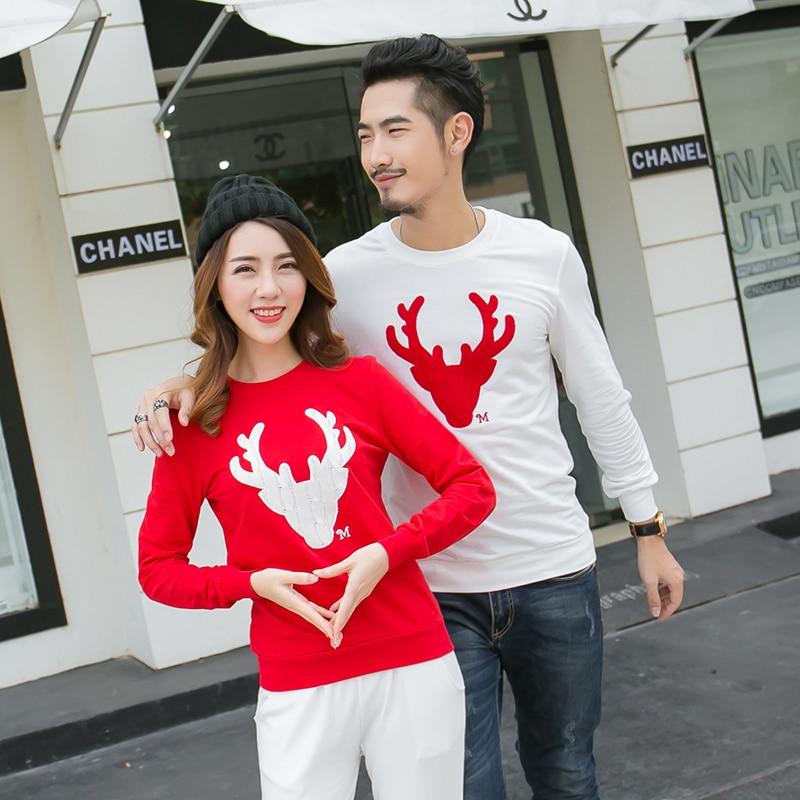 Casual Family Matching Outfit Look Christmas Deer Tops Vêtements - Vêtements pour enfants - Photo 5