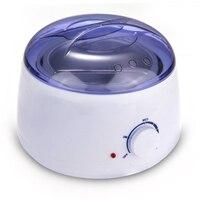 Wax Rechargeable Machine Body Depilatory Hair Removal Tool Mini SPA Epilator Hand Feet Professional Warmer Wax