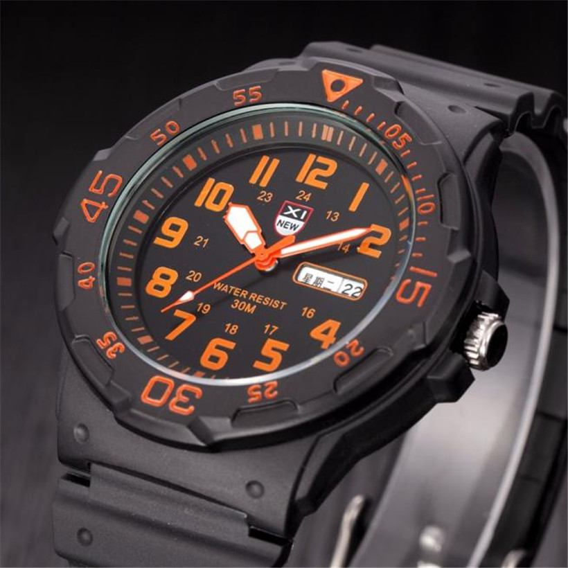 XINEW Men Army Date Sport Resin Wrist Watch Waterproof Analog Quartz Watches 0622XINEW Men Army Date Sport Resin Wrist Watch Waterproof Analog Quartz Watches 0622