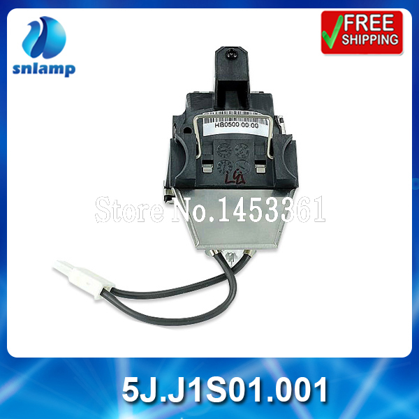 High quality replacement projector lamp bulb 5J.J1S01.001 for W100 MP620P MP610 MP610-B5A MP615 original projector lamp cs 5jj1b 1b1 for benq mp610 mp610 b5a