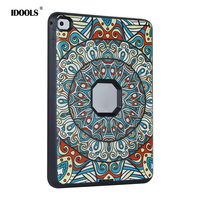For Apple Ipad Air 2 9 7 Case Protective Cover Silicon Hard PC Hybrid Coque With