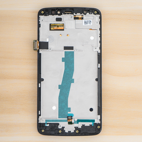 Sinbeda 5.0'LCD For Motorola Moto E4 LCD Display Touch Screen Digitizer Assembly For Moto E4 XT1762 XT1763 XT1766 LCD Replaceme Lahore