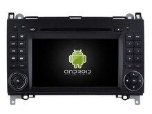 Octa core 2 ГБ Оперативная память WI-FI Android 6.0 dvd-плеер автомобиля Радио для Mercedes-Benz W169 Sprinter W906 W209 w311 A180 B200 GPS Радио Navi