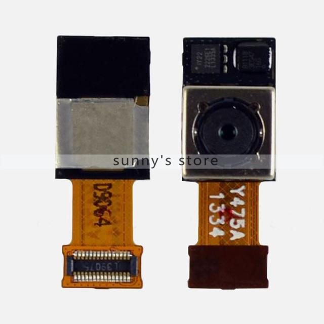 Original Para LG Nexus 5 D820 D821 Volver Trasero Grande de la Cámara de Reparación de Piezas de Reemplazo