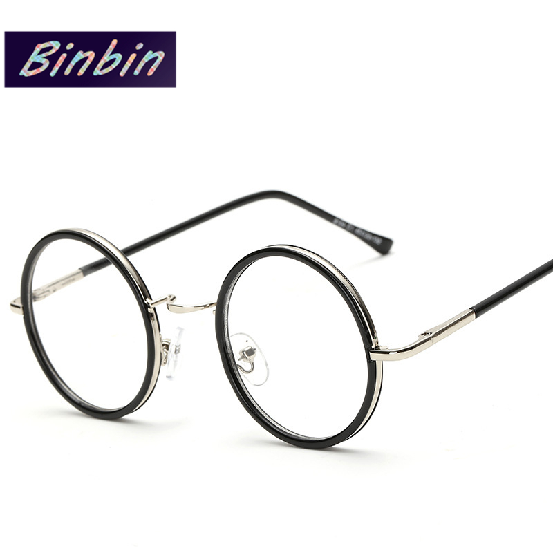 aliexpresscom buy 2015 new women small round eyeglasses circle metal frame glasses men ladies eyeglass frames multicolor vintage fashion marcos from