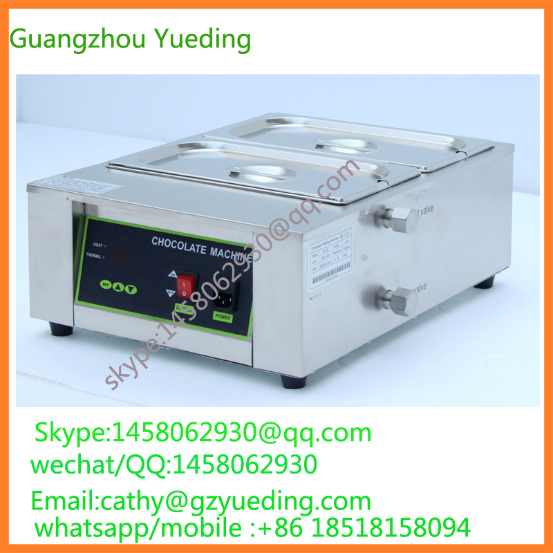 Commercial chocolate melting machine for sale/Chocolate melting cylinder/chocolate dispenser free shipping of standard quality aluminum copper pipes cutting 14 355 30 25 4 100z aluminium copper alloy pipes sawing blades