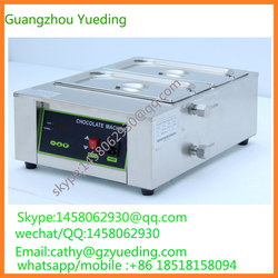 Commercial chocolate melting machine for sale/Chocolate melting cylinder/chocolate dispenser