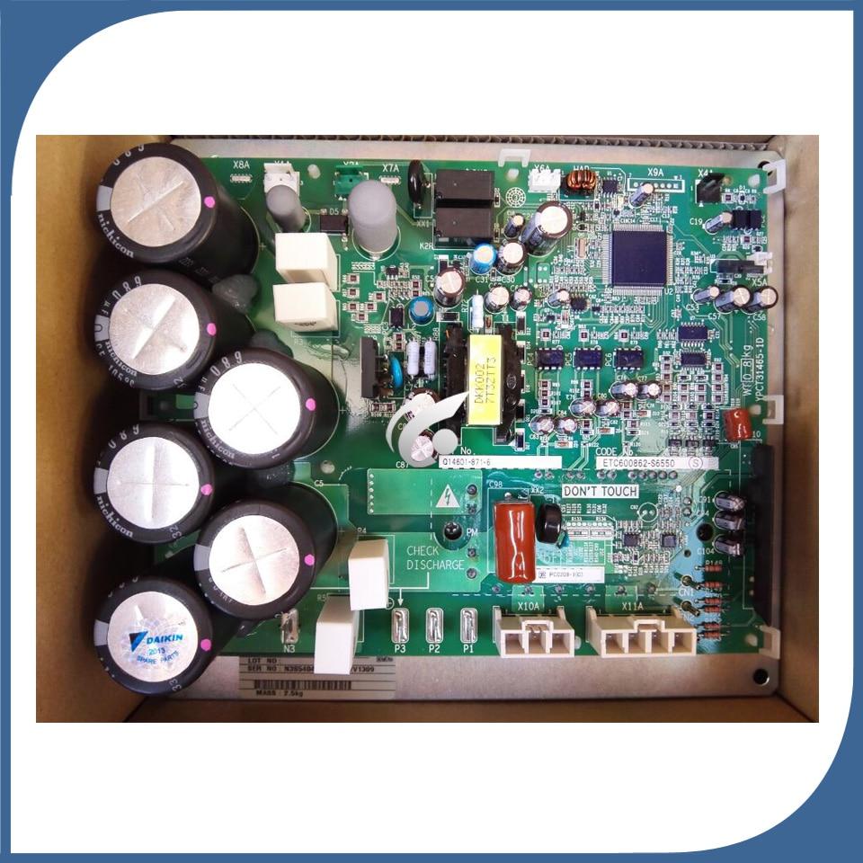100% Neue Gute Arbeits Für Klimaanlage Pc Board Leiterplatte Frequenz Umwandlung Bord Motherboard Rhxy16my1 Pc0208-1 Reinweiß Und LichtdurchläSsig
