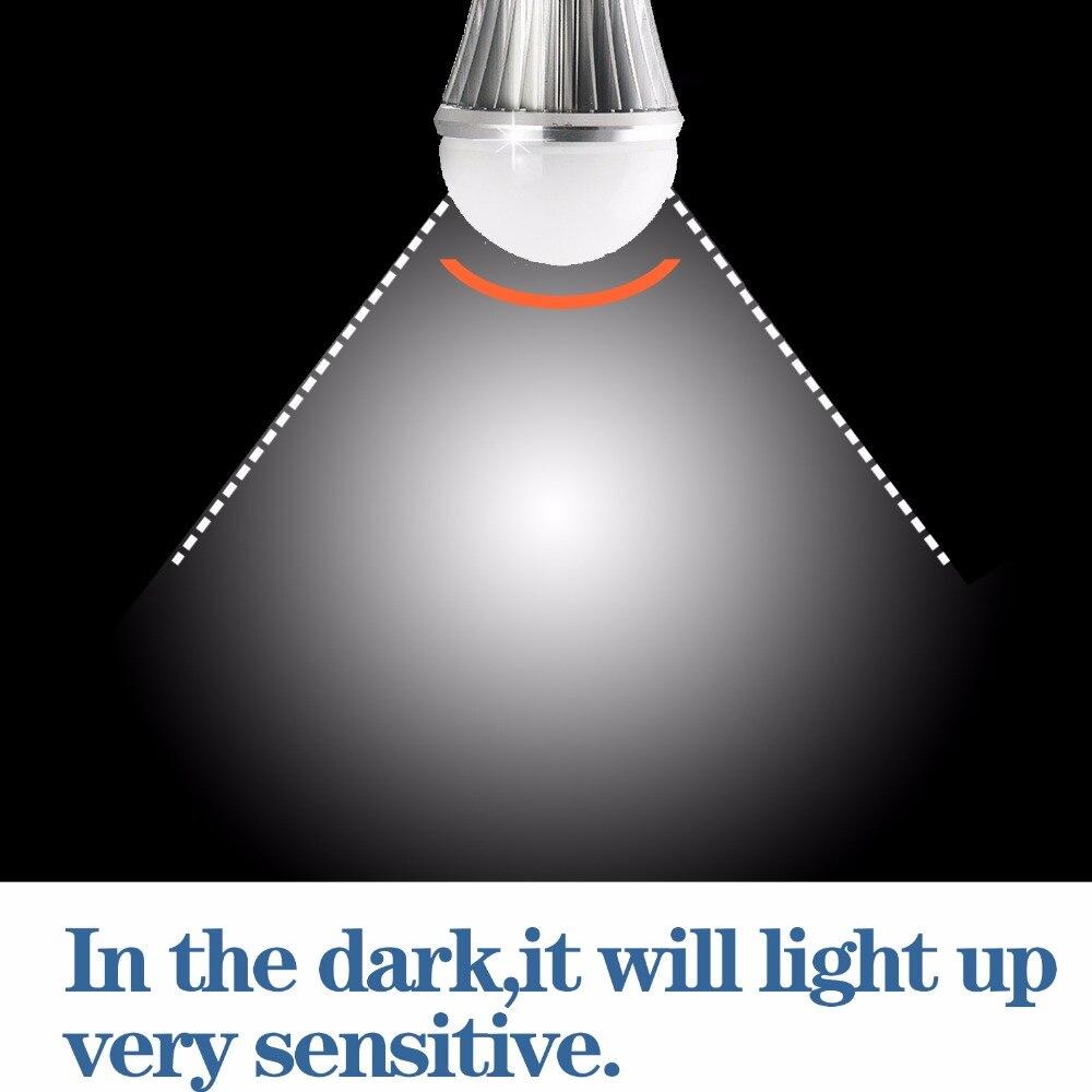 Lâmpadas Led e Tubos sensor de luz do dia Comprimento : 112mm
