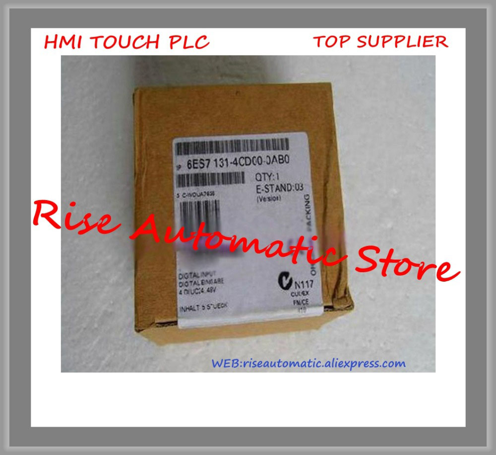 New Original PLC Module 6ES7 131-4CD00-0AB0 high-quality хомут ekf plc cb 4 8x250