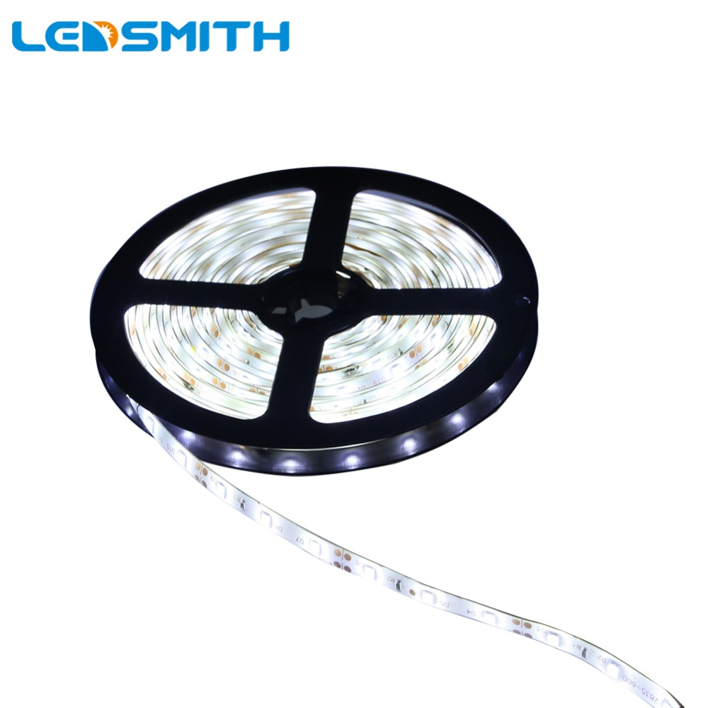 IP65 Waterproof 5M 300leds SMD 3528 LED Strip Flexible LED ...