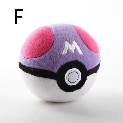 Pokemon Pokeball Plushies