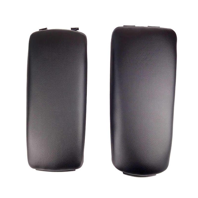 يصلح ل أودي a4 s4 b6 b7 a6 c6 center console مسند الذراع تخزين مربع غطاء غطاء السيارة وسادة قذيفة 2000-2002 2003 2004 2006 2007 2008
