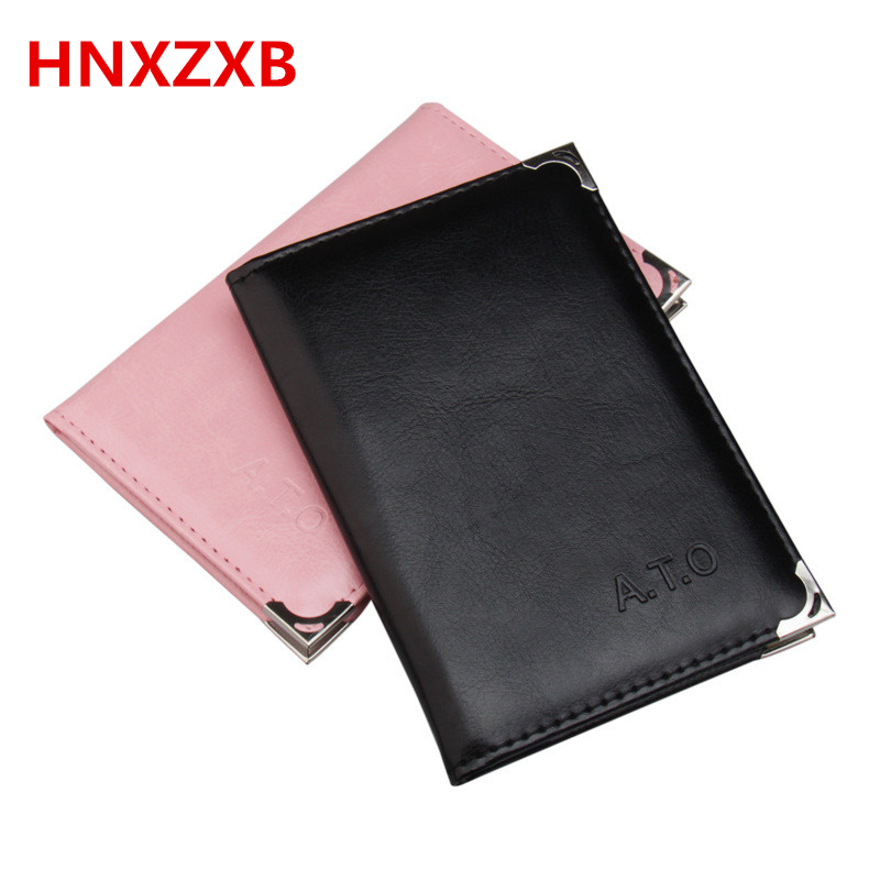 Tiktok Russian Auto Driver License Bag Leather Sheath Men Women Car Driving Documents Protective Case Credit Card Holder Covers