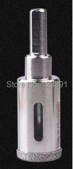 Free shipping of high quality 1PC of 2 steps diamond marble hole saw tile core bit 30*65mm for marble/tile hole drilling best promotion 10pcs set diamond holesaw 3 50mm drill bit set tile ceramic porcelain marble glass top quality