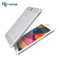 Hot!! YUNTAB E706 liga de Tablet PC 3g celular Quad Core touch screen 1024x600 Android 5.1 Dual Camera e Cartão Sim