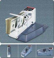 Быстрая доставка Новый мини Портативный Handy Билл наличные деньги все счетчик валют Счетная машина оптовая/розничная продажа