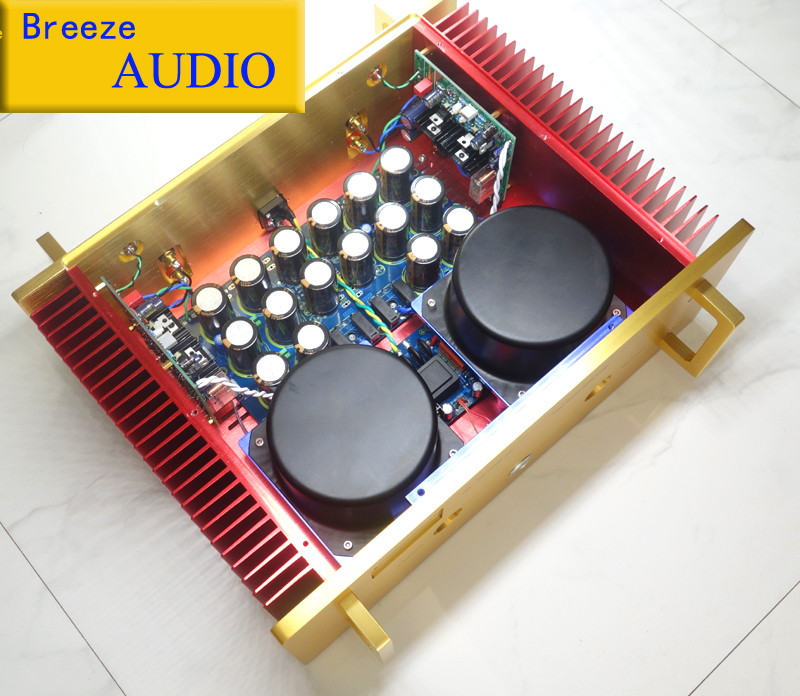 Breeze audio copy NHB108 amplifier finished product