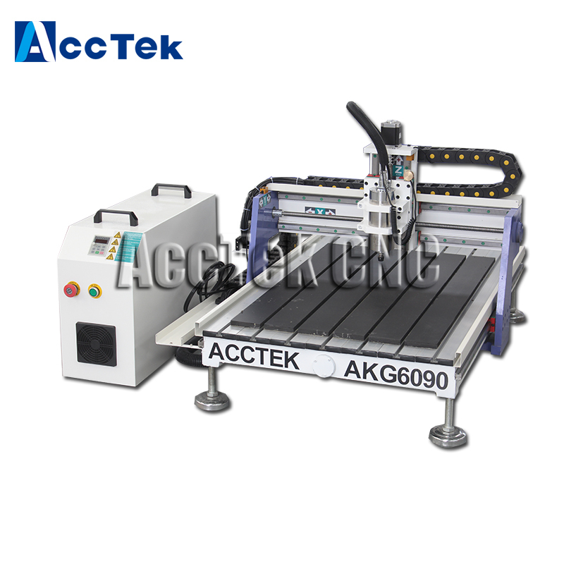 Low Shipping Cost Mini Cnc Engraving Machine Cnc Router China Price AKG6090