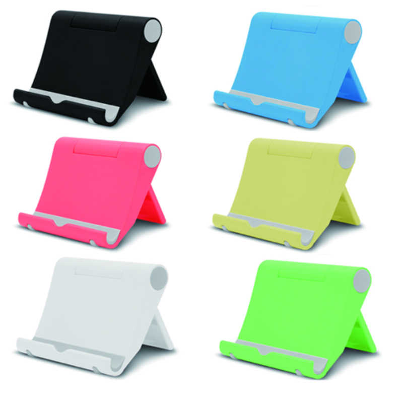 Đầy màu sắc Di Động Có Thể Gập Lại Có Thể Điều Chỉnh Góc Đứng Chủ Hỗ Trợ Bracket Núi Cho Máy Tính Bảng cho ipad Xiaomi Pad Điện Thoại đối với Huawei
