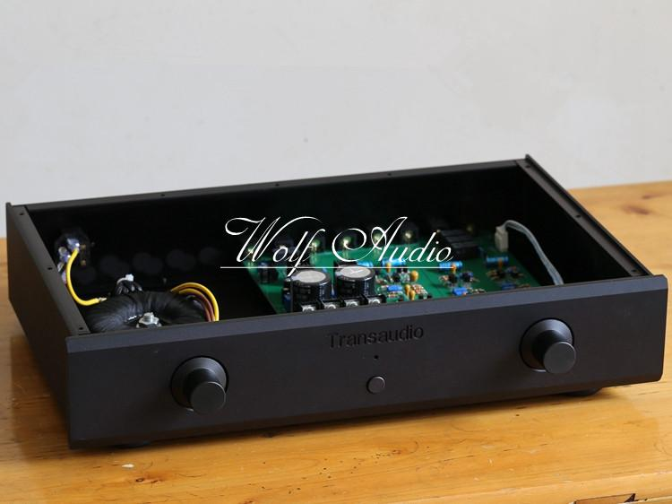 Finished C5 Preamplifier Single-ended Class A Preamp HiFi Preamp Based on Naim NAC152 Preamplifier Circuit assembeld hifi nac152 preamplifier board base on naim nac152xs preamp