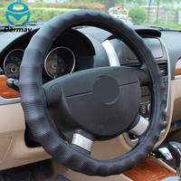 Wave Circle Hot Selling Punching Car Steering Wheel Cover Set Four Seasons General Auto Upholstery Direction