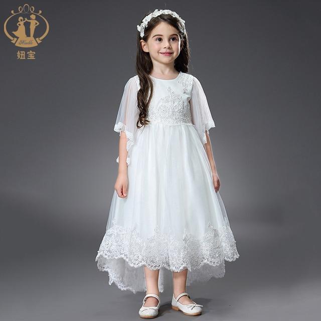 8dc4e4d7b Piano Costumes Girls Catwalk Dresses Children's Wedding Dresses Flower Girl  Princess Dress Host Trailing Puff Christmas Dress