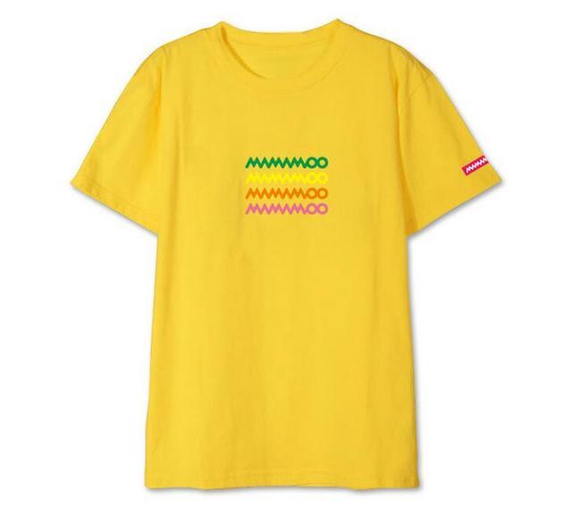 MAMAMOO THEMED T-SHIRT (6 VARIAN)