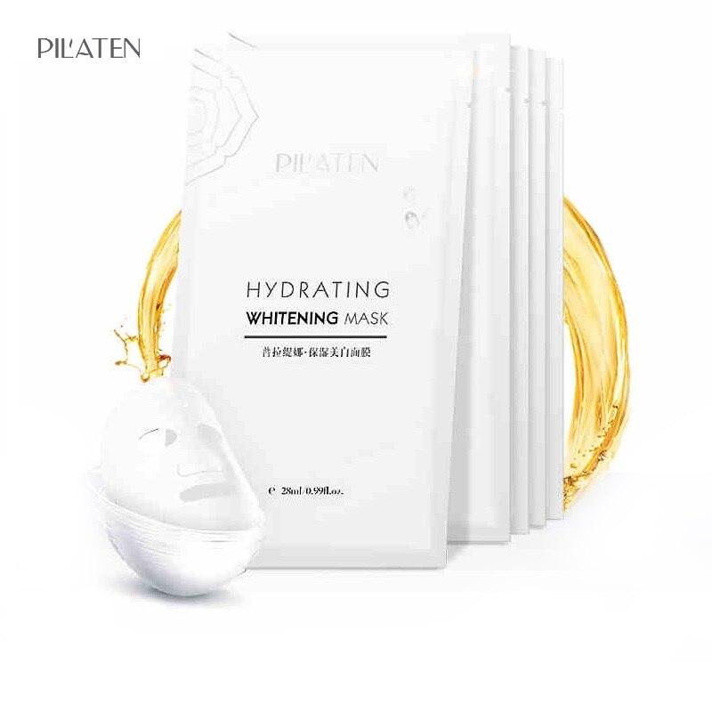 PILATEN Face Mask Clean Purifying Peel Off Mask Moisturizing Whitening balance oil Hydrating Whitening Nourishing Balance Grease