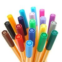 20pcs Germany STABILO 88 Fiber Pen 0 4mm Fine Sketch Needle Technical Pen Multifunction Ink Gel