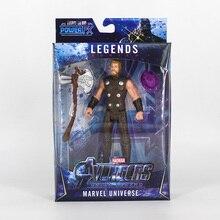 Thor Action Figure Marvel Avengers Infinity War 4 Endgame Heroes Legends Children Toys marvel legends series the defenders figure loose pack collection toys