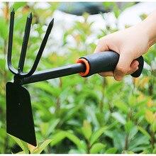 Два назначения мотыга садовая лопата для снега с Пластиковые цветы для ручек посадки Лопата садовая ниже лопатка из нержавеющей стали bahce belleme#15