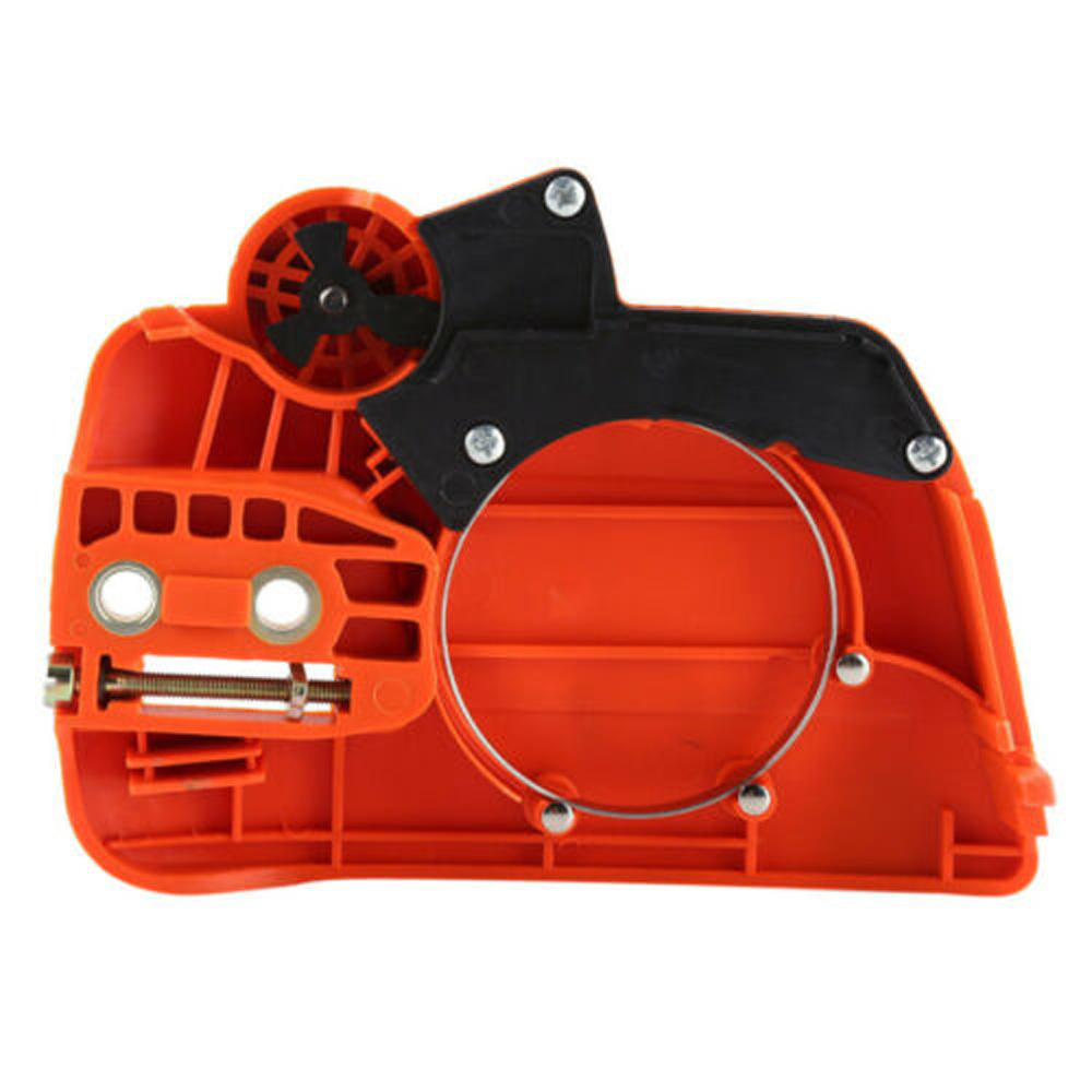 Image 2 - Clutch Cover Chain Brake Assembly For Husqvarna 235 235E 236 240 Chainsaw Home Garden Supplies-in Tool Parts from Tools
