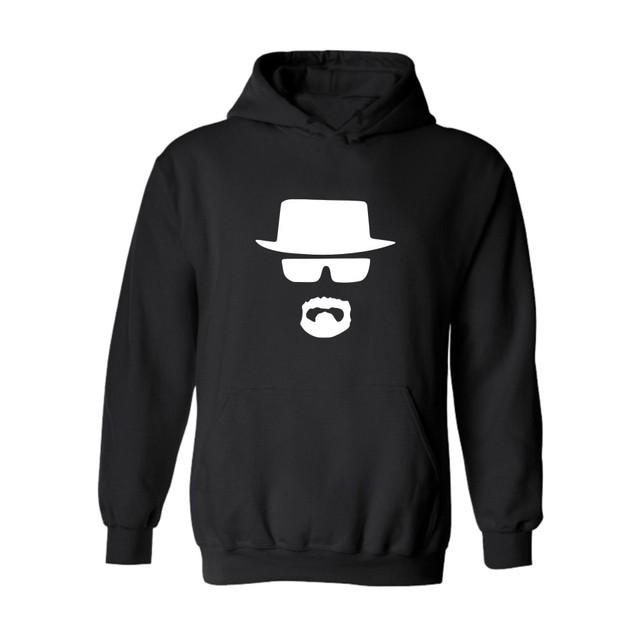 Breaking Bad – Heisenberg Hoodies (6 types)