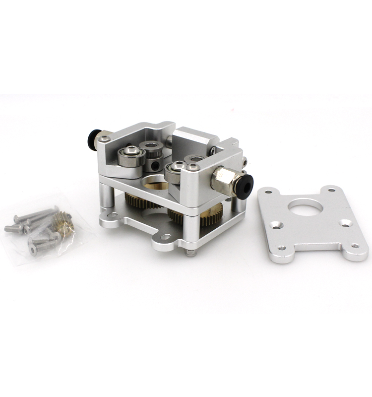 Funssor 1.75/3mm Ultimaker2+ upgrade all wheel metal bowden extruder bowden steve newbury kate upgrade [b1] sb ebook