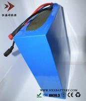 48 В в 20AH литий ионный аккумулятор 18650 ячеек подключение для электрического велосипеда Ebike с BMS 30A перезаряжаемая батарея настроить